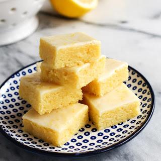 Lemon Heaven Bars.