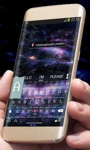 個人化必備免費app推薦|ラベンダーギャラクシー AiType Theme線上免付費app下載|3C達人阿輝的APP