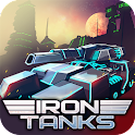 Iron Tanks - Online Battle icon