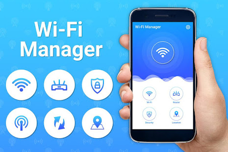 App Wifi Manager APK for Windows Phone