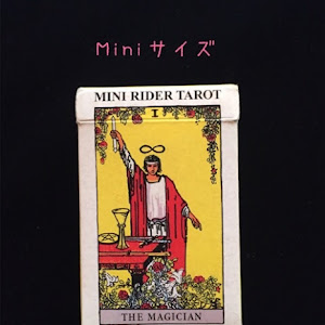 Mini RIDER TAROT