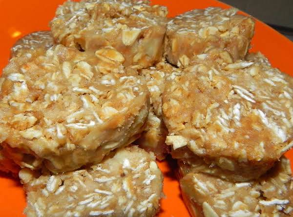 Tony Horton's Sticky Bars Recipe