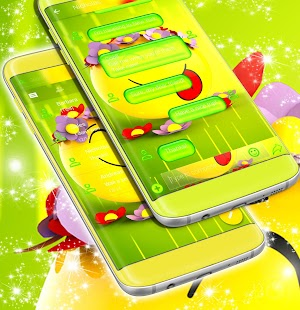 SMS Emoji Style - náhled