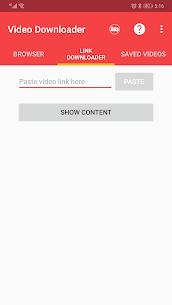 Video Downloader for Facebook App Download For Android 1