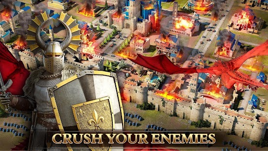 Rise of Empires: Ice and Fire Screenshot