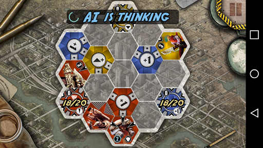 Neuroshima Hex screenshot 5