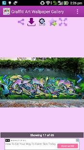 Tải Graffiti Art Wallpaper Gallery miễn phí