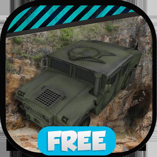 军事爬坡赛 賽車遊戲 LOGO-玩APPs