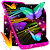 Neon butterflies on screen file APK for Gaming PC/PS3/PS4 Smart TV