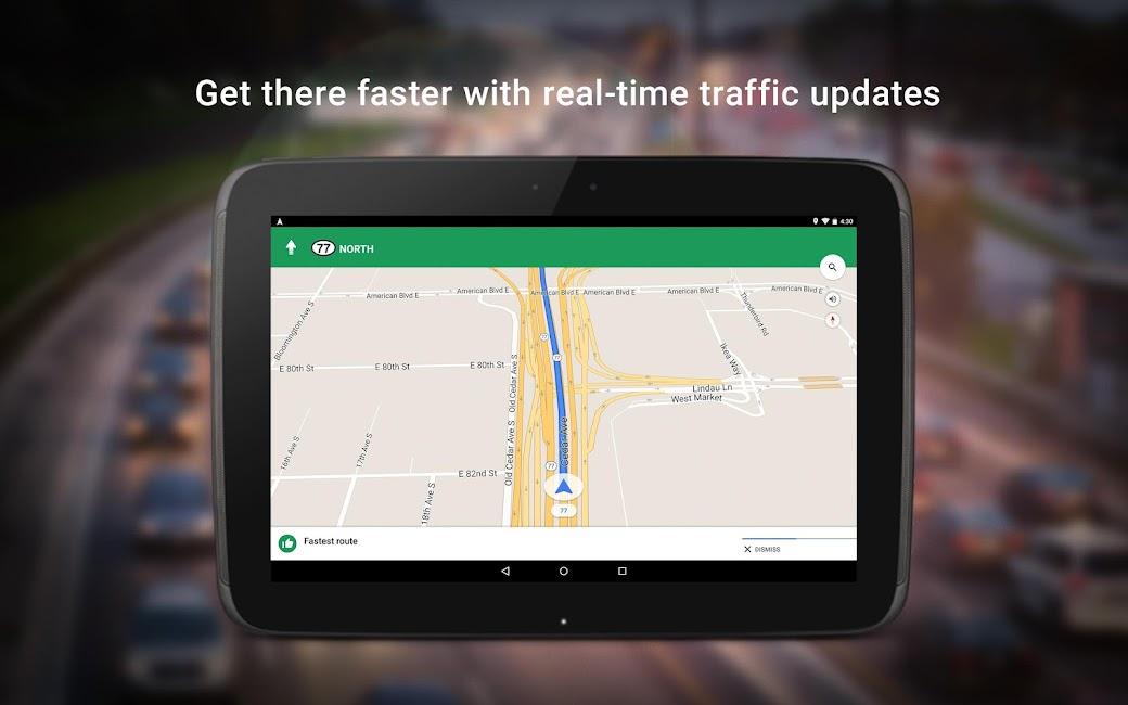 #9. Maps - Navigation & Transit (Android)