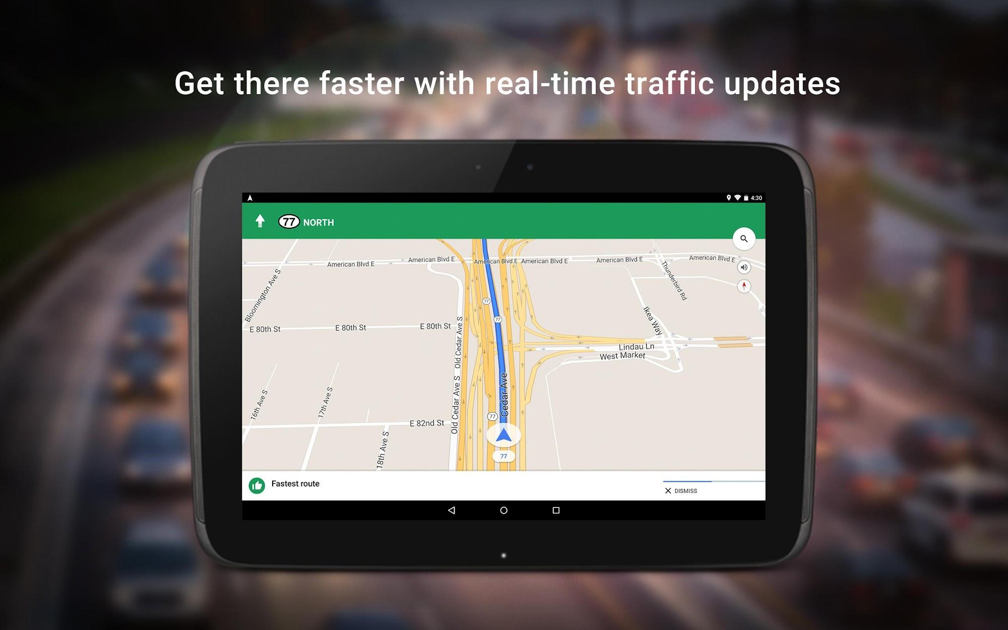 Maps - Navigation & Transit screenshot #9