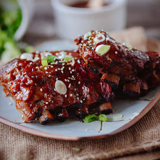 Crock Pot Asian-Style Ribs