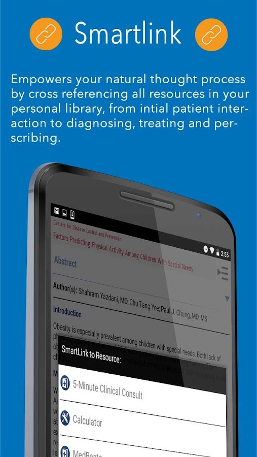 Skyscape Medical Library- screenshot