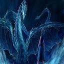 Blue Crystal Dragon Full HD