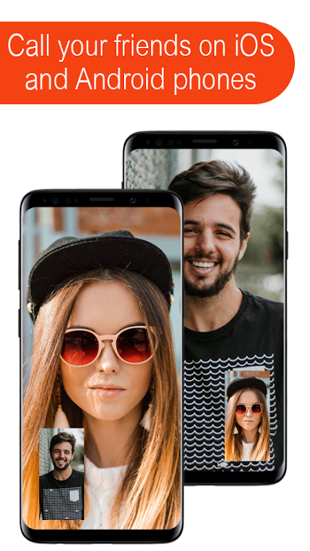 New FaceTime Call Advices for Android screenshots