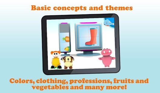 Learning Games 4 Kids - BabyTV- screenshot thumbnail