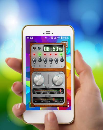 Wonder Widget: Clock Battery