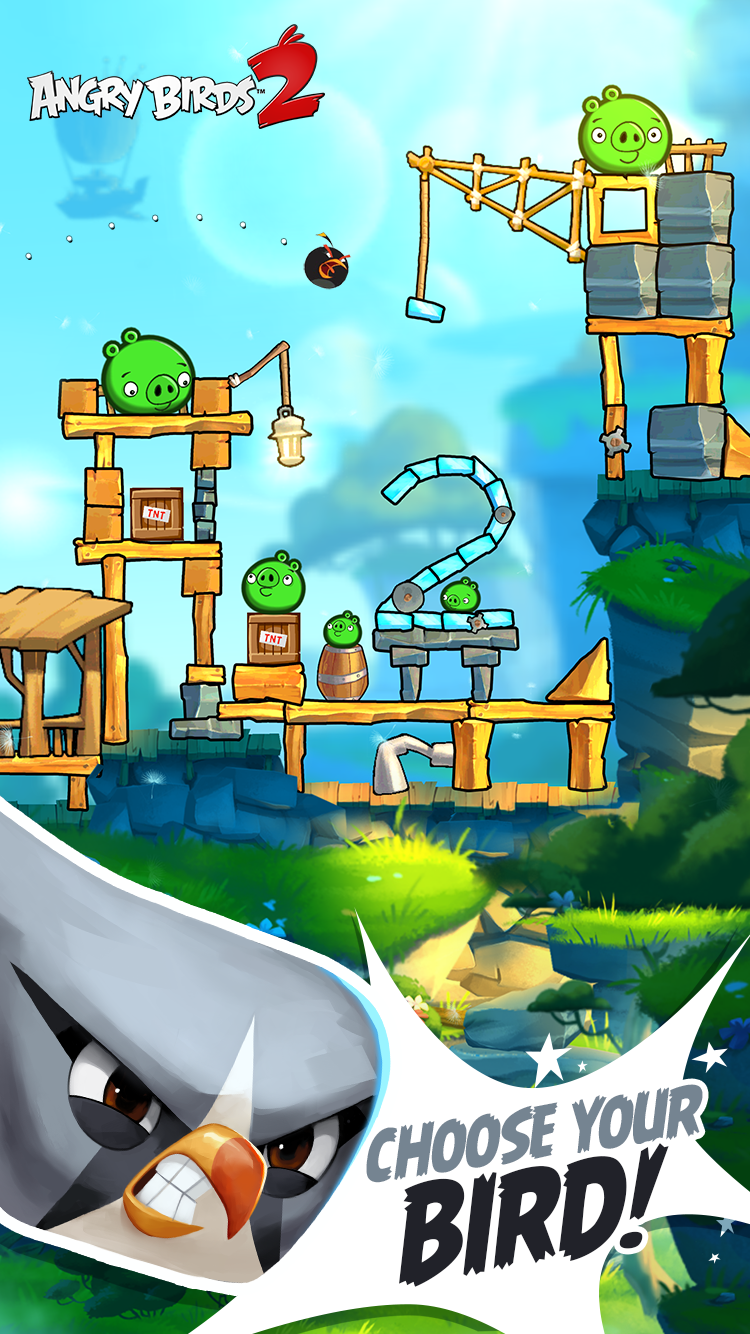 Angry Birds 2 screenshot #3