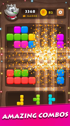 Puzzle Master - Sweet Block Puzzle 1.4.3 screenshots 3
