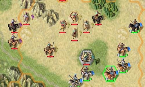 BattleRex: Genghis Khan v1.25