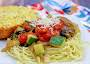 Easy Angel Hair With Veggies Recipe