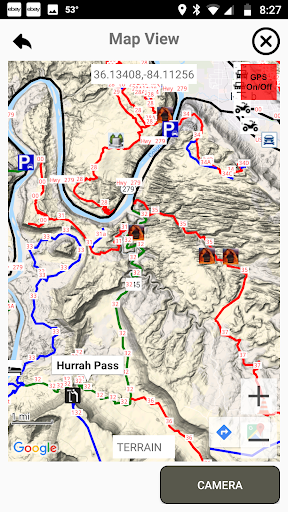 Moab ATV Jeep Trails screenshot 7