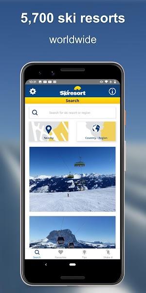 Skiresort.info ski app – all ski resorts worldwide