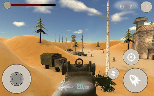 Counter Terrorist Frontline Mission: FPS V2  screenshots EasyGameCheats.pro 5