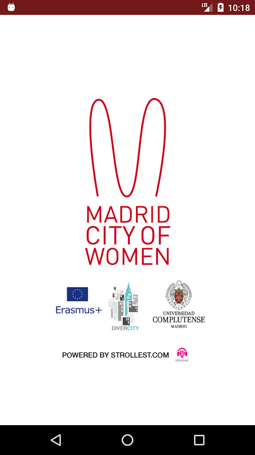 Madrid city of women- screenshot