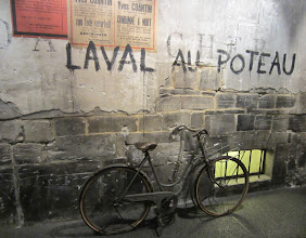 Photo: Vastarintaliikkeen tärkeä työväline - polkupyörä