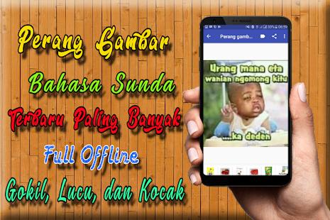 Perang Gambar Sunda Lucu Slunečnice