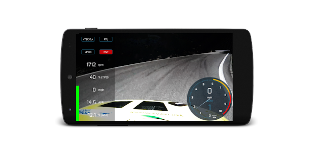 TunerView for Android- screenshot thumbnail