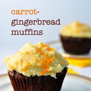 Carrot-Ginger Muffins Recipe