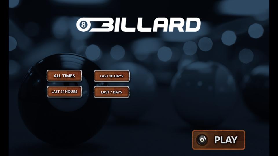 billard free game