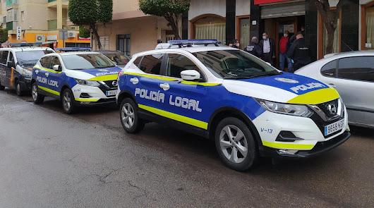 El Ejido: Policía Local evita la okupación de una vivienda en la calle Sextante