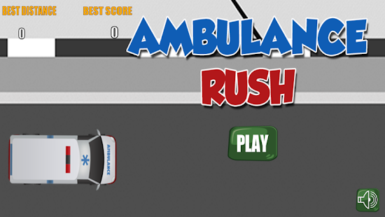 Ambulance Rush for PC-Windows 7,8,10 and Mac apk screenshot 1