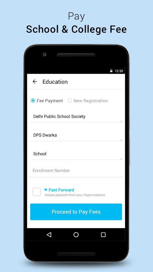 Screenshots of Recharge, Bill Payment & Wallet for Android