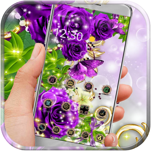 Rose Butterfly Gold file APK for Gaming PC/PS3/PS4 Smart TV