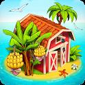Farm Paradise: Hay Island Bay icon