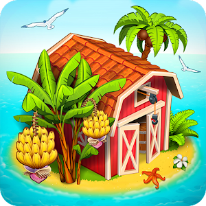 Farm Paradise: Hay Island Bay MOD APK 1.74 (Unlimited Diamonds)