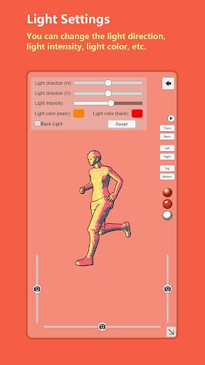 Pose Max 2.23 screenshots 5