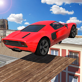 City Car Roof Stunts