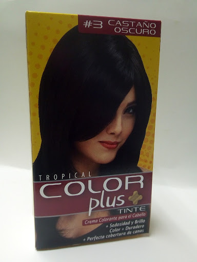 Tinte Color Plus Kit 3.0 Castano Oscuro