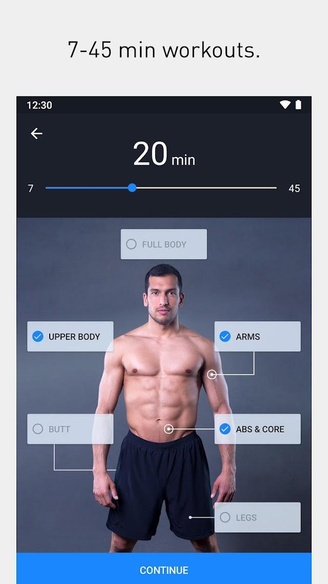 Runtastic Results Strength Training & Bodyweight Premium v3.4