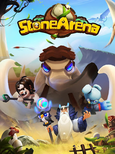 Stone Arena 0.6.41 gameplay | by HackJr.Pw 11