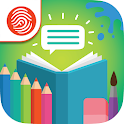 Scribble: Kids Book Maker icon