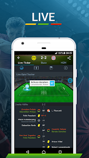 365Scores - 2018 Live-Ergebnisse Screenshot