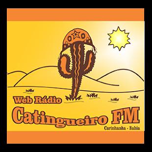 Web Rádio Catingueiro FM - náhled