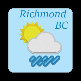 Richmond, British Columbia - weather