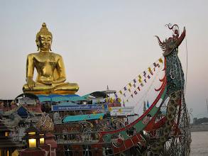 Photo: Buddha at golden triangle